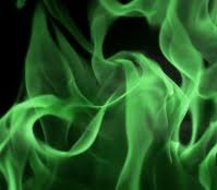 GreenFlames13